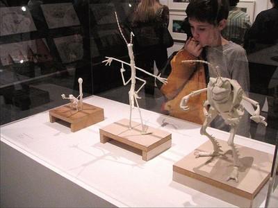 Llega a España la exposición 25 años de animación de Pixar