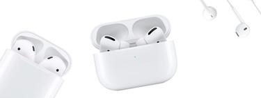 Ofertas de auriculares de Apple en Macnificos: EarPods, AirPods 2 y AirPods Pro