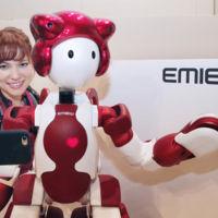 Un nuevo robot Hitachi va a asistirnos en las tiendas japonesas, esperamos pronto un EMIEW3 versus Pepper