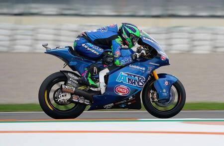 Bastianini Europa Moto2 2020