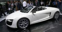 Audi R8 Spyder, toda la información y fotografías