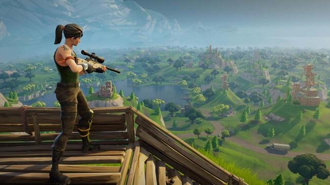 La locura de 'Fortnite' llegaría a Switch, podría ser una de las sorpresas de Nintendo en el E3 2018