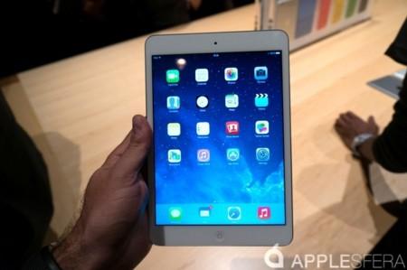 El iPad mini empieza a venderse sin necesidad de reserva online en algunas Apple Store