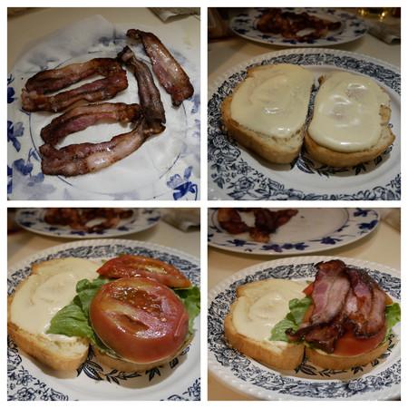 Collage Sandwich
