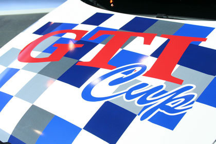 Volkswagen Golf GTI Cup Racer