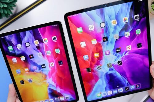 Los nuevos iPad Pro con Thunderbolt, mini-LED y más llegarían en abril, según Bloomberg