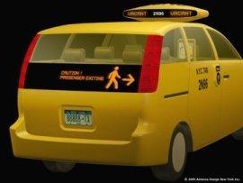 Diseñando el nuevo taxi de Nueva York