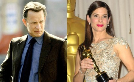 Tom Hanks y Sandra Bullock en 'Extremely Loud and Incredibly Close'