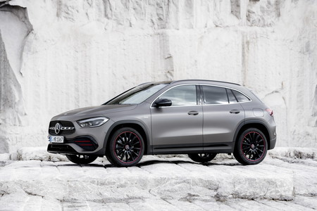 Mercedes Benz Gla 2021 16