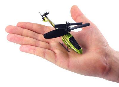 Silverlit MX-1, pequeño helicóptero a radiocontrol