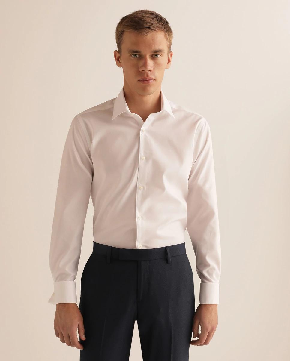 Camisa blanca Non Iron