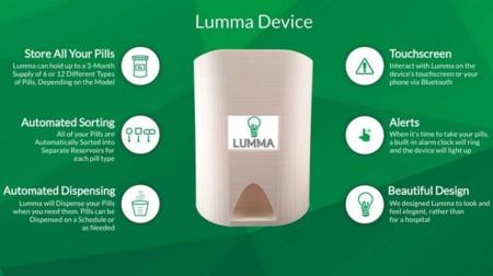 Lumma te ayuda a tomar la medicación si eres un poco despistado