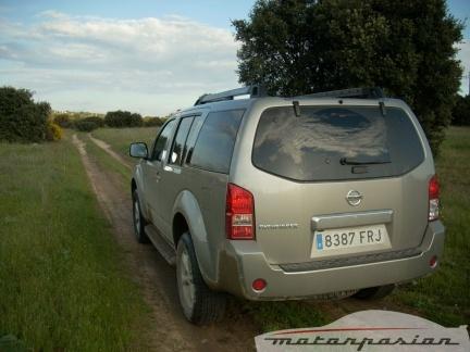 Nissan Pathfinder, prueba (parte 4)