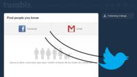 Twitter vuelve a aplicar la misma limitación que a Instagram: ya no permite buscar amigos desde Tumblr