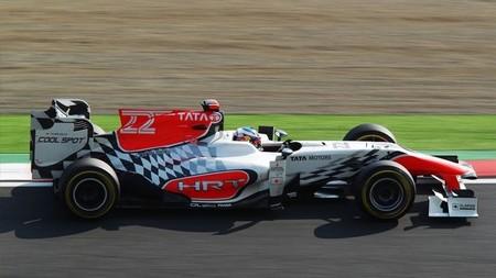 Los HRT F111 vuelven a pista y participarán en BOSS GP