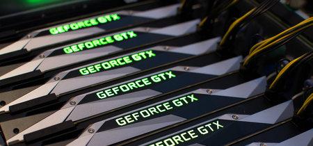 Ocho tarjetas GTX 1080 conectadas sirven no para jugar, sino para crackear contraseñas