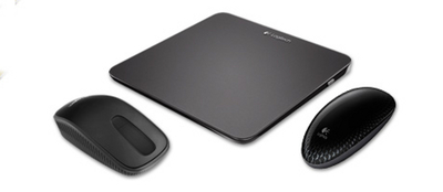 Touchpad y ratones de Logitech para controlar Windows 8