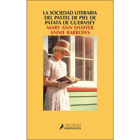 La sociedad literaria y del pastel de piel de patata