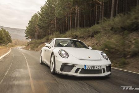Porsche 911 GT3 delantero lateral