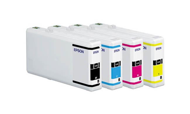 Nuevas tintas WorkForce Pro
