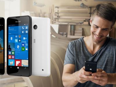 Precios Microsoft Lumia 550 con Orange y comparativa con Vodafone y Yoigo