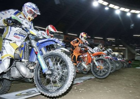 Cancelada la segunda prueba del Campeonato del Mundo de Enduro Indoor 2011