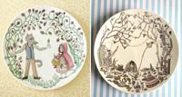 La comida en los cuentos de hadas, preciosos platos ilustrados a mano por Eduardo Masías