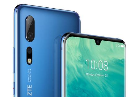 ZTE Axon 10 Pro 5G: zoom óptico de cinco aumentos, cámara triple y conectividad 5G para verano