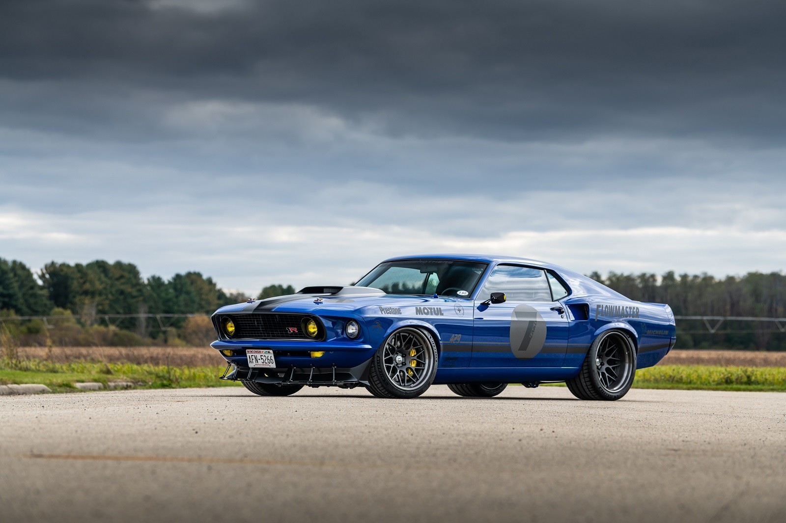 """Foto de Ford Mustang 1 """"UNKL"""" por Ringbrothers (15/30)"""