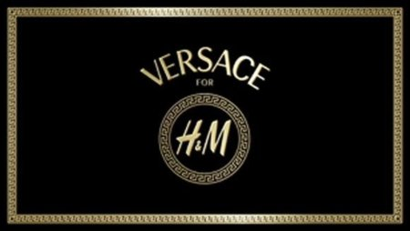 Llega la colaboración de Versace con H&M