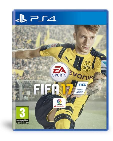 Reserva el FIFA 17 en Amazon y consigue 5 fichas para FUT Draft