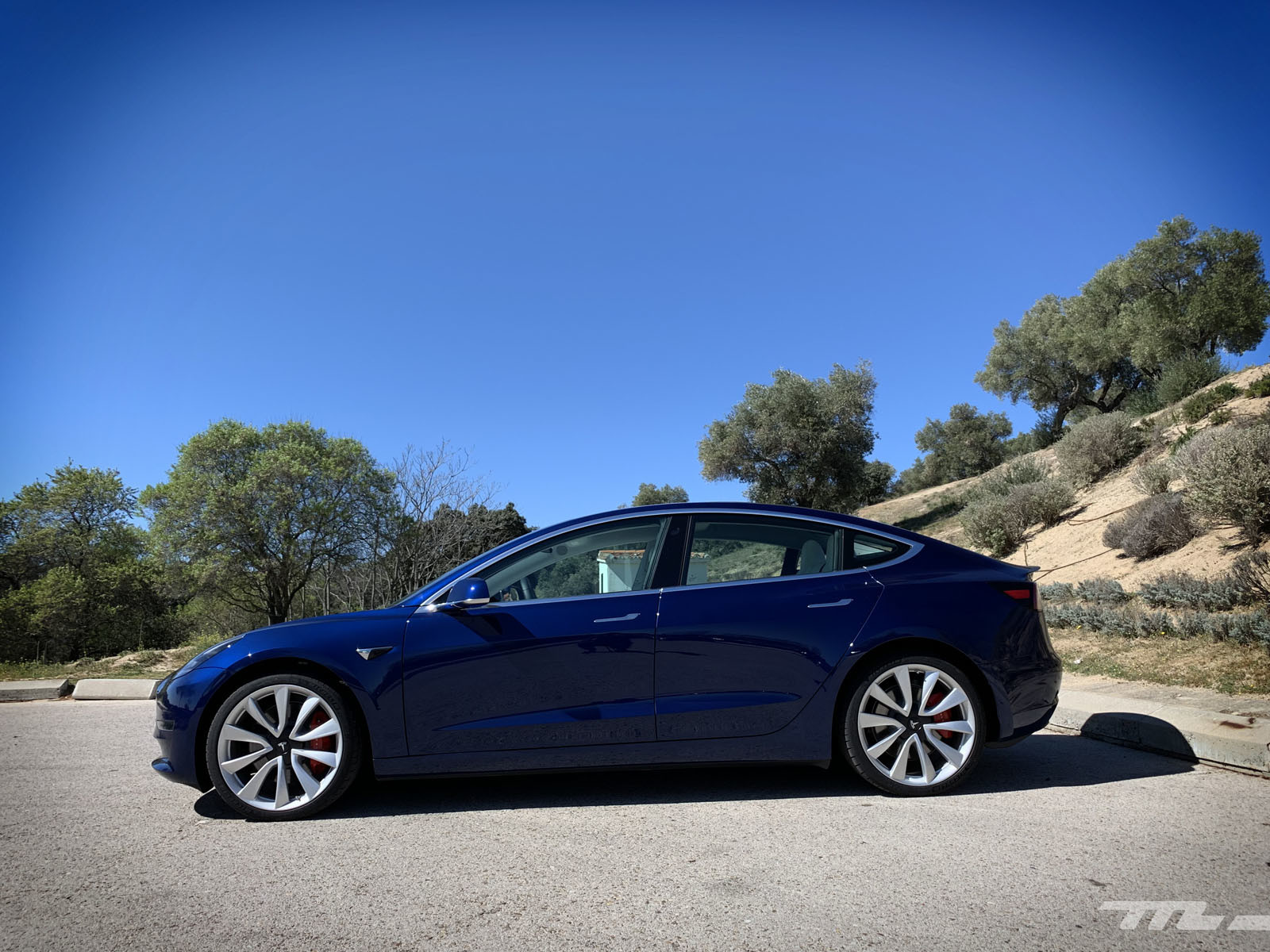 Foto de Tesla Model 3 Performance (prueba) (24/54)