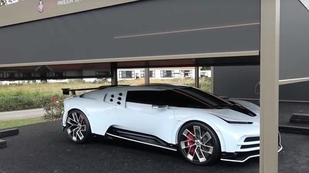 Bugatti Centodieci En Belgica 5