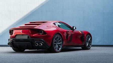 ¡Espectacular! El Ferrari Omologata es un imponente one-off cuyo V12 exprimirá en exclusiva un afortunado cliente