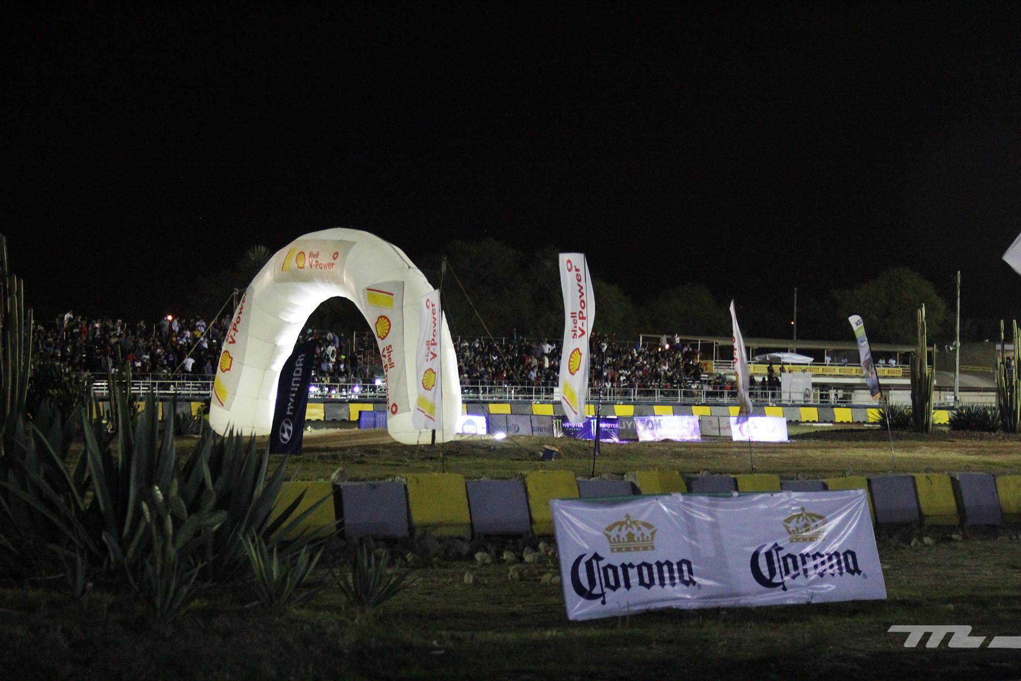 Rally Guanajuato México 2020