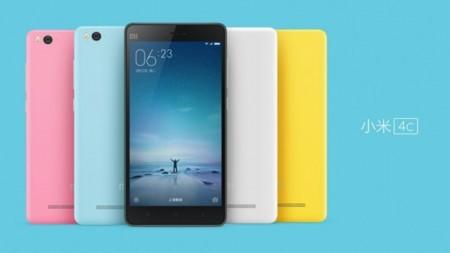 Xiaomi Mi 4c: el asalto a la gama alta con un terminal asequible