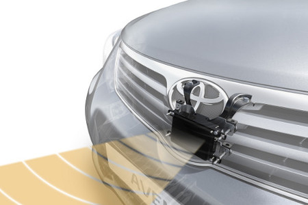Toyota Avensis - Active Cruise Control
