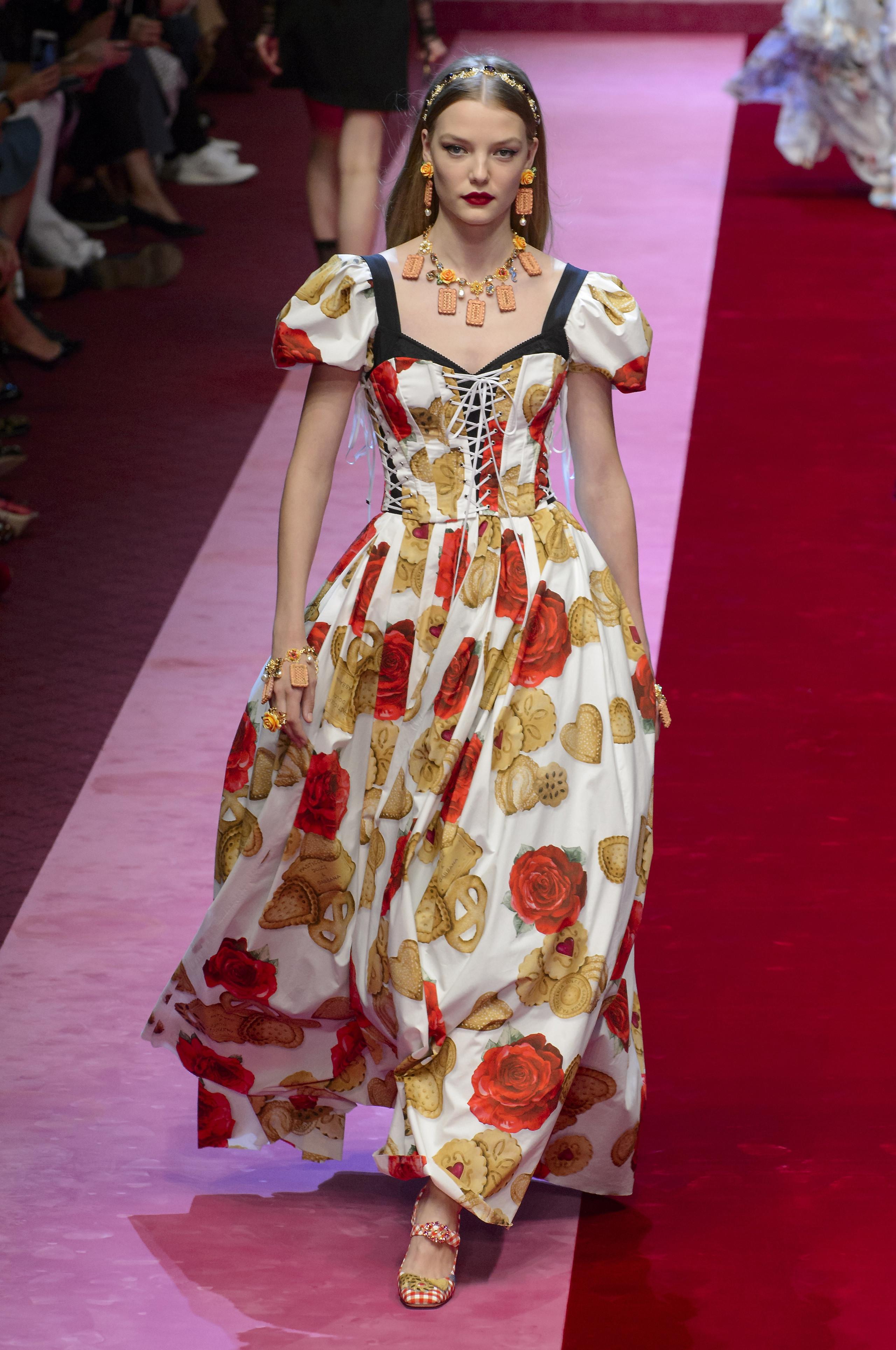 Foto de Dolce&Gabbana Primavera/Verano 2018 (42/106)
