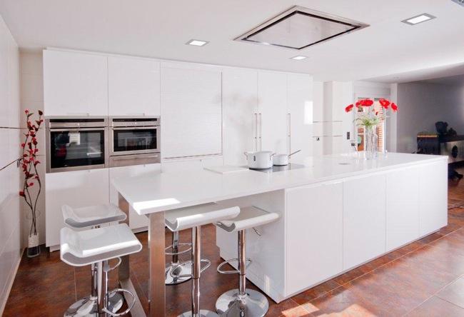 Resolviendo el problema de la escasez de luz natural en la - Luz para cocinas ...
