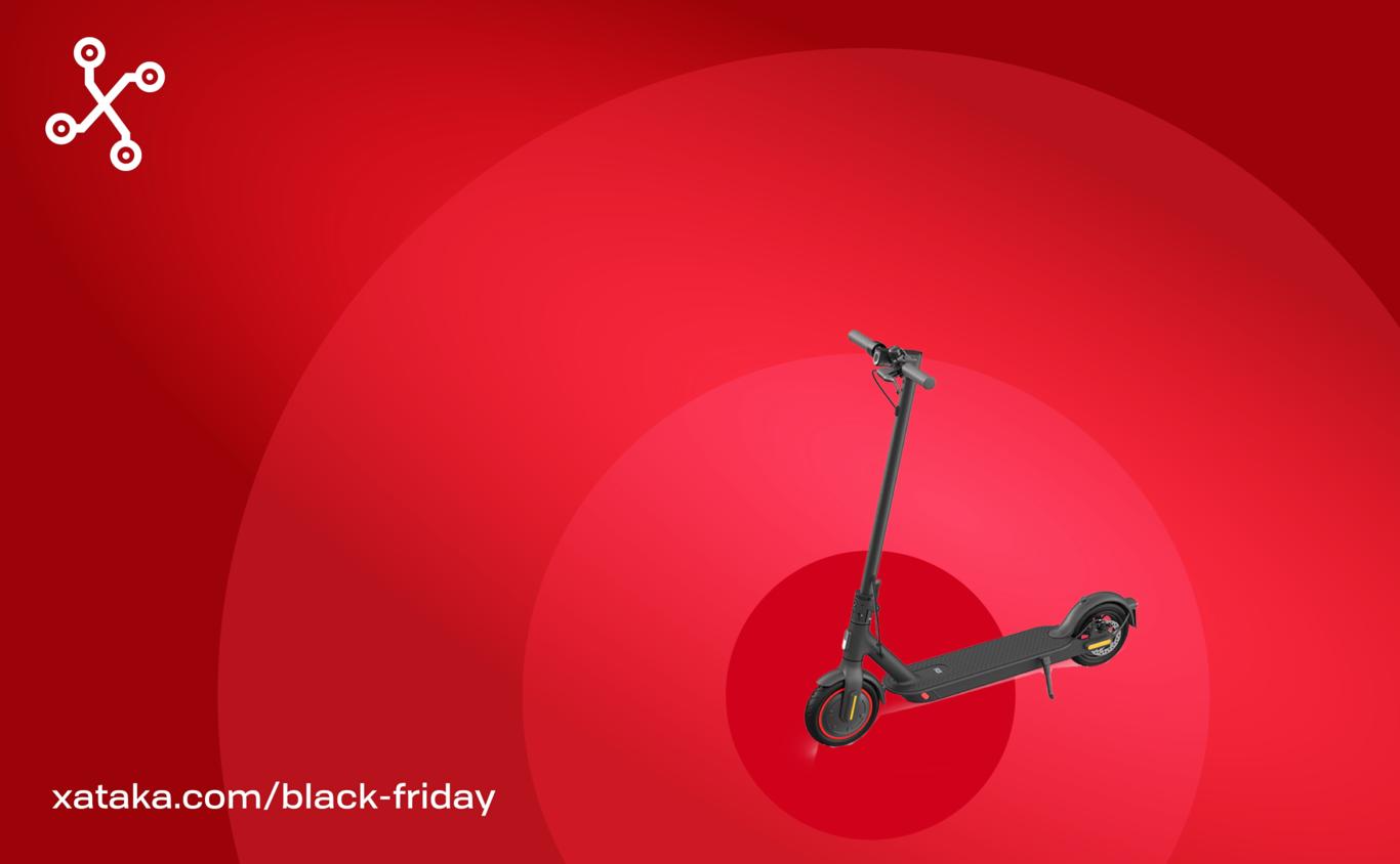 Black Friday 2020 Xiaomi Mi Electric Scooter Pro 2 Por 399 Euros En El Corte Inglés