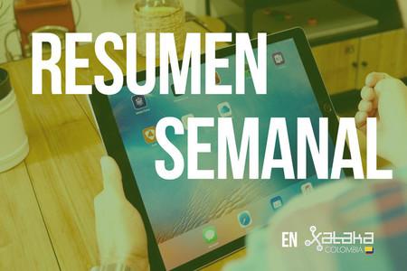Después de estrenar diseño, en Xataka Colombia les compartimos un nuevo Resumen Semanal