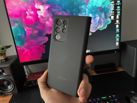 Samsung Galaxy S21 Ultra: probamos la funda con S Pen Smart Clear View
