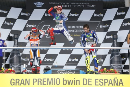 Jerez 2015 Podio