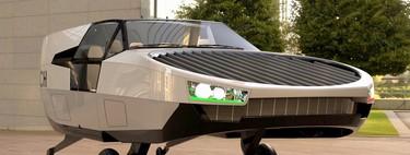 CitiHawk eVTOL es el nuevo auto volador que promete llevarte por los aires sin necesidad de alas y hélices