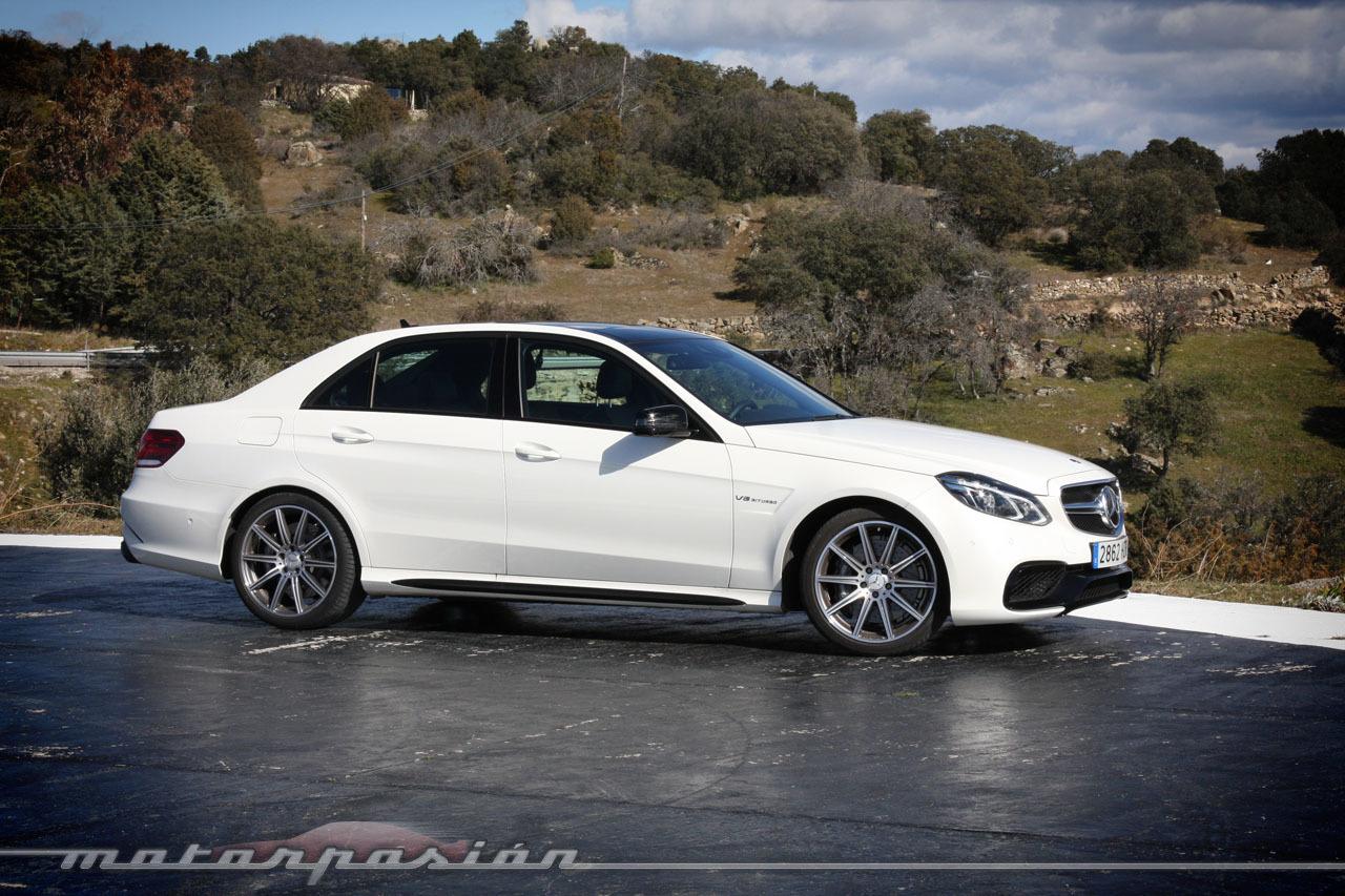 Foto de Mercedes-AMG E 63 4Matic (prueba) (30/42)