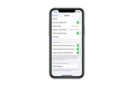 Iphone 11 Pro Ajustes