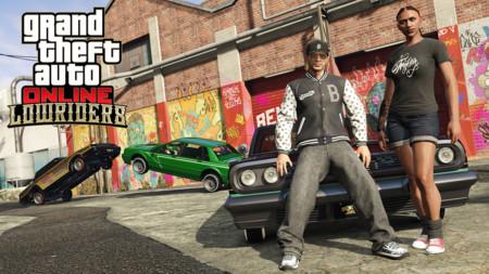El estilo gangsta llega este 20 de octubre a GTA Online con la actualización Lowriders