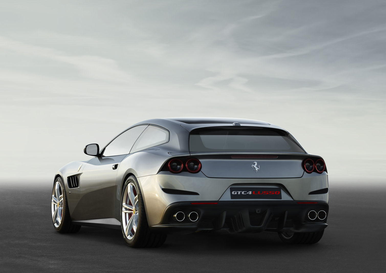 Foto de Ferrari GTC4Lusso (6/9)