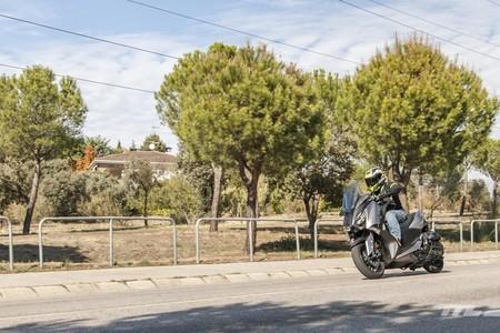 Yamaha Xmax 400 2019 Prueba 021