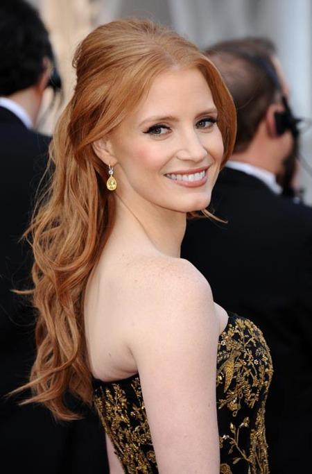 Las mejor vestidas de los Oscar 2012: una alfombra roja anodina y resultona
